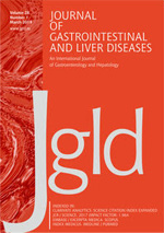 Journal of Gastrointestinal and Liver Diseases